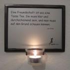 """Licht & Poesie """"Freundschaft"""""""