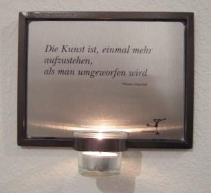 """Licht & Poesie """"Kunst"""""""