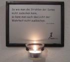 """Licht & Poesie """"Strahlen der Sonne"""""""