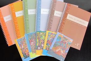 Ringbücher und Kalender